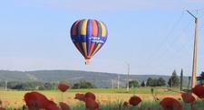 Vol en montgolfière - tour et balade au dessus de Reims