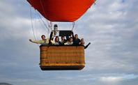 Vol en Montgolfière - tour au dessus des Pyrenées-Orientales