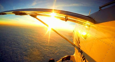 Saut en Parachute Tandem près de Paris