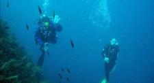 Formation à la plongée à Fréjus