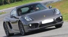 Pilotage en Porsche Cayman S - Circuit de Fay en Bretagne