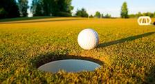 Initiation au golf de l'Isle Adam prés de Paris
