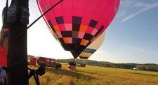 Vol en montgolfière - tour au dessus d'Albi et du Tarn