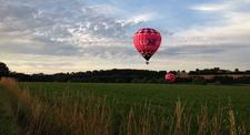 Vol en montgolfière - tour et balade à Cordes sur Ciel dans le Tarn
