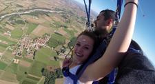 Saut en Parachute Tandem près de Cannes