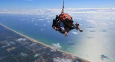Saut en Parachute Tandem près de Bordeaux