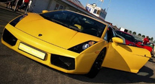 Pilotage d'une Lamborghini Gallardo - Circuit du Bourbonnais