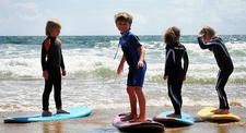 Stage de Surf à Clohars Carnoet