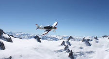 Baptême de l'Air en Avion au Mont Blanc