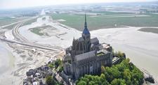 Baptême en hélicoptère - Vol panoramique du Mont Saint Michel