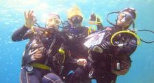 Formation de plongée sous-marine près de Marseille