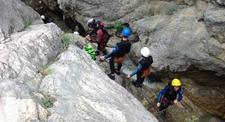 Canyoning près de Gap