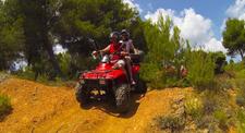 Randonnée en Quad à Rivesaltes près de Perpignan
