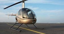 Baptême en Hélicoptère - Vol au havre près d'Étretat