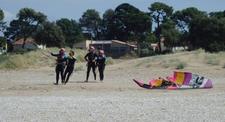 Stage de Kitefoil près de Saint Nazaire