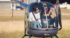 Baptême en hélicoptère - Vol depuis Aix en Provence
