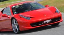 Stage de pilotage en Ferrari 458 Italia - Circuit Maison Blanche