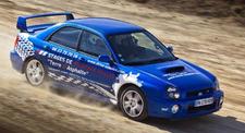 Stage de Pilotage en Subaru Groupe N - Circuit Henri Bellin