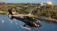 Baptême en Hélicoptère - Vol pour 3 personnes entre terre et mer à Cannes