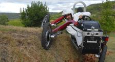 Balade en Spider Swincar près de Gerardmer dans les Vosges