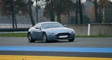 Stage de Pilotage en Aston Martin V8 - Circuit de Folembray
