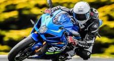 Stage de Pilotage en Suzuki GSRX 1000 - Circuit Carole