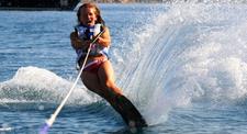 Initiation au Ski nautique à Port-Grimaud
