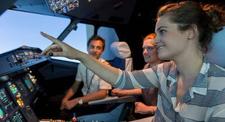 Vol en Simulateur d'avion A320 près de Rennes