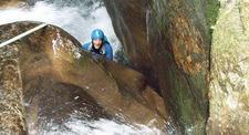 Canyoning Thonon-les-Bains