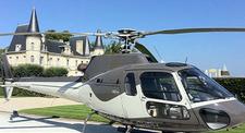 Baptême de l'air en hélicoptère près de Mérignac