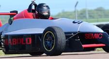 Stage de Pilotage en Formule Renault - Pôle Mécanique d'Alès