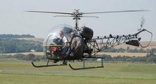 Baptême en hélicoptère - Survol de Lyon par son cheminement