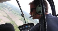Baptême en Hélicoptère - Vol au-dessus de l'Hérault et de Sète