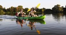 Balade en Canoë-Kayak près d'Orléans