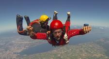 Formation pour sauter en parachute seul de type SIPAC ou PAC à Dijon