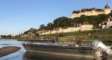 Apéro et Balade en Bateau sur la Loire au départ de Blois à Amboise