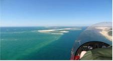 Initiation au pilotage d'ULM Autogire à Biscarosse