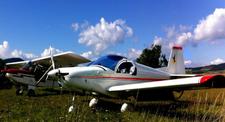Initiation au pilotage d'avion à Grenoble