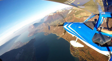Baptême de l'air ou Initiation au Pilotage d'Avion Léger à Annecy