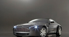 Stage Aston Martin V8 Vantage à Saint-Quentin