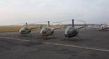 Initiation au pilotage d'hélicoptère à Versailles