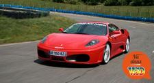 Stage de Pilotage en Ferrari F430 - Circuit de Trappes
