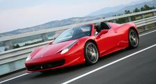 Pilotage sur Route en Ferrari 458 à Maubeuge