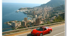 Stage de Pilotage sur Route en Ferrari F430 à Nice