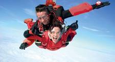 Saut en Parachute Tandem près de Toulouse