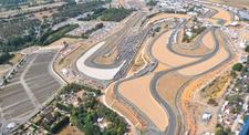 Baptême en hélicoptère : Survol du Circuit des 24h Mans