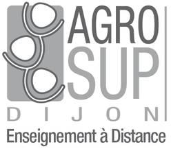 AgroSup Dijon Enseignement à Distance