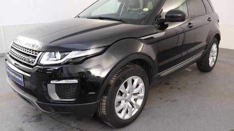 LAND-ROVER RANGE ROVER EVOQUE BUSINESS