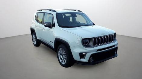 JEEP Renegade MY20