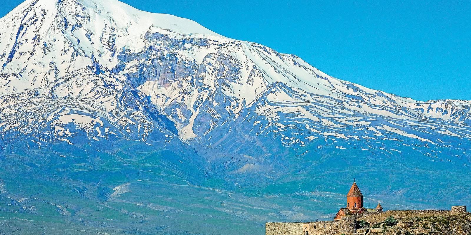 Le Caucase et le Haut Karabagh